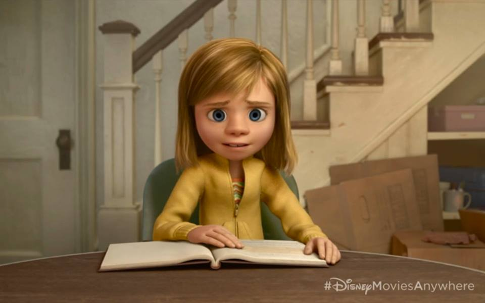 Inside Out - Riley