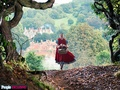Into the Woods (Movie) - Little Red Riding Hood (Lilla Crawford)