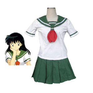 InuYasha Higurashi Kagome Summer School Uniform