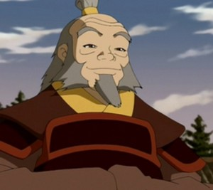 Iroh sees a Mason lover.
