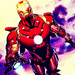 Iron Man   - iron-man icon