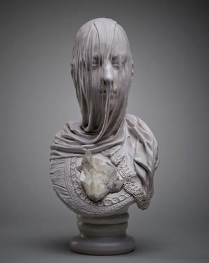 Italian contemporary artist Livio Scarpella series 'Ghost Underground'