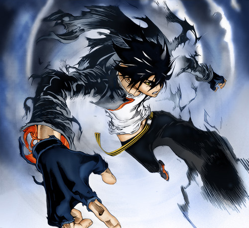 Air Gear wallpaper containing anime called Itsukio Minami the Storm King