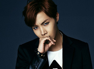 J-Hope 'Dark and Wild' concept photo