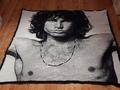 JIM crochet handmade big blanket