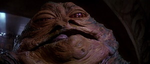 Jabba the Hutt Toys with Oola
