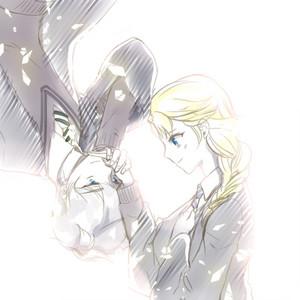 Jack Frost and 皇后乐队 Elsa