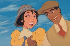 Jane and Naveen