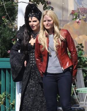 Jen & Lana
