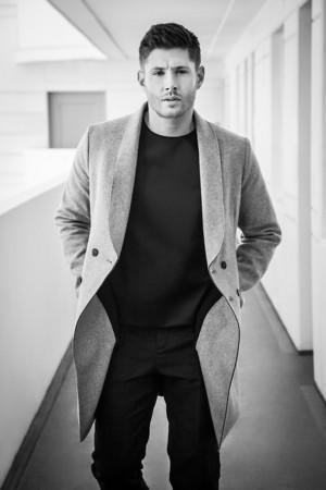Jensen Ackles - Harper's Bazaar China '14 ❤