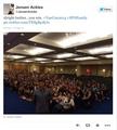 Jensen's First Official Tweet! - jensen-ackles photo