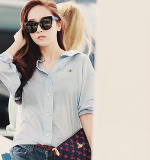 Jessica's Airport Fashion