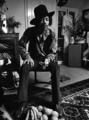 Jimi Hendrix - music photo