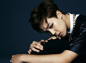 Jimin 'Dark and Wild' concept фото