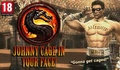 Johnny Cage: Celebrity and martial artist - mortal-kombat photo