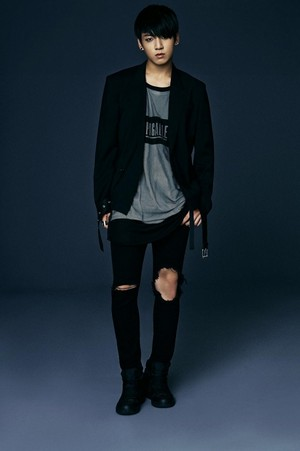 Jungkook 'Dark and Wild' concept foto