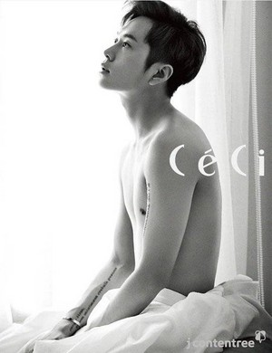 Junhyung for 'CeCi'