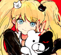 Junko Enoshima | Danganronpa - anime fan art