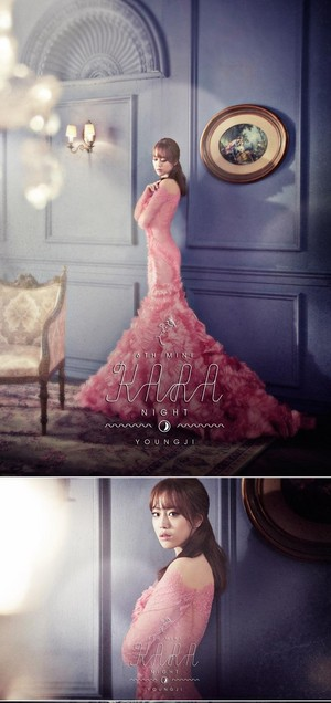 KARA - 「Day & Night」Night ver.