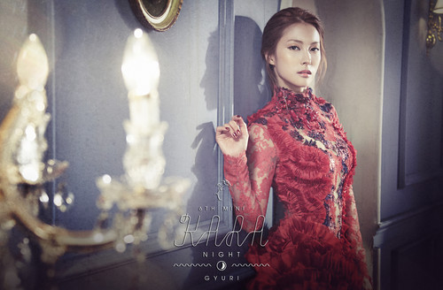 KARA Gyuri 'Day & Night' Teaser 2 HQ - kara Photo
