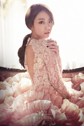 KARA Seungyeon 'Day & Night' Teaser 2 HQ - kara Photo