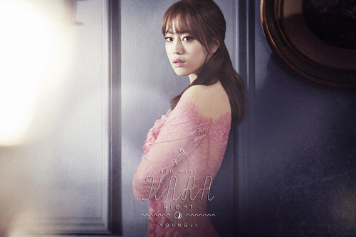 KARA Youngji 'Day & Night' Teaser 2 HQ - kara Photo