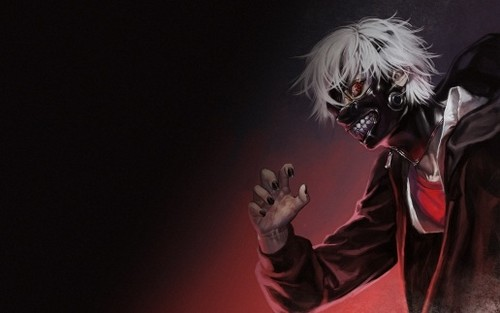 Tokyo Ghoul (Токийский гуль) Обои possibly containing a концерт entitled Kaneki Ken Обои