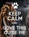 Kate KEEP CALM Poster - alpha-and-omega fan art