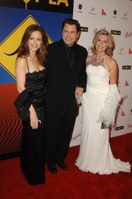 Kelly, John and Olivia