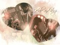 Kenzi and Hale - Kale  - lost-girl wallpaper