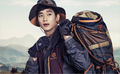 Kim Soo Hyun for BEANPOLE OUTDOOR F/W 2014 Lookbook