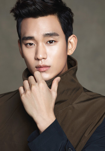 Kim SooHyun wallpaper possibly with a well dressed person and a portrait titled Kim Soo Hyun for ZIOZIA Fall 2014 Ad Campaign