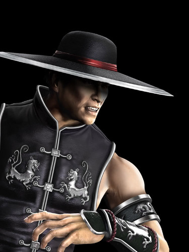 Mortal Kombat wallpaper entitled Kung Lao
