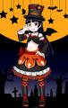 Kuroneko Halloween