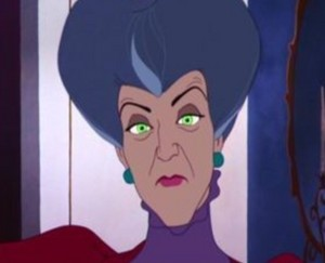 Lady Tremaine sees a Mason hater.