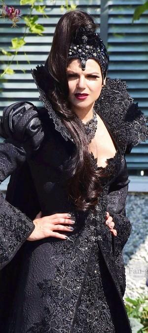 Lana Parrilla Season 4 Promo Shoot