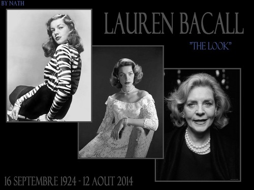 Classic Movies wallpaper entitled Lauren  Bacall