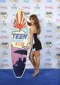 Lea with Teen Choice Award - lea-michele photo