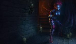League Of malaikat - Evelynn