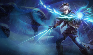League Of Angels - Ezreal