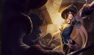 League Of Angels - Fiora