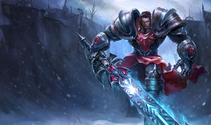 League Of Angels - Garen