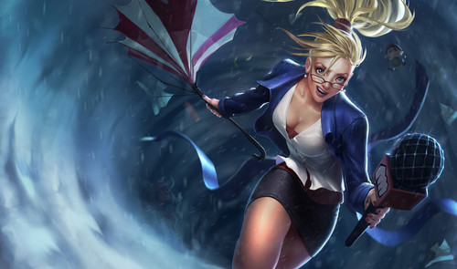 League Of Legends Images Angels Janna Hd Wallpaper And