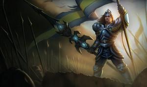 League Of malaikat - Jarvan IV