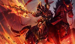 League Of एंन्जल्स - Jarvan IV