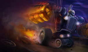 League Of Legends - Blitzcrank