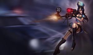 League Of Legends - Caitlyn