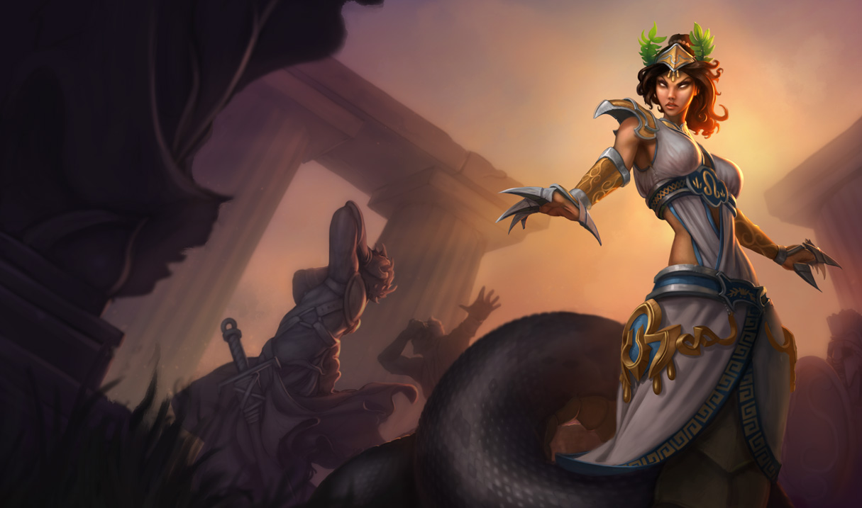 League Of Legends Images League Of Legends Cassiopeia Hd Wallpaper