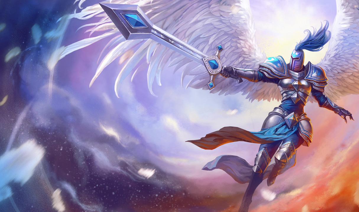 League Of Legends Images League Of Legends Kayle Hd Wallpaper And