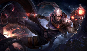 League Of Legends - Lucian